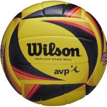 Волейбольный мяч Wilson OPTX AVP Replica WTH01120XB (для пляжного волейбола)