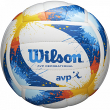 Волейбольный мяч Wilson Splatter WTH30120XB (для пляжного волейбола)
