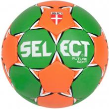 Гандбольный мяч Select Future Soft (размер 1)