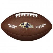 Мяч для американского футбола Wilson NFL Baltimore Ravens WTF1748XBBA (размер 5)