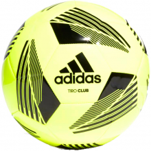 Мяч для футбола Adidas Tiro Club Yellow (размер 5)