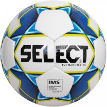 Мяч для футбола Select Numero 10 IMS размер 3 (арт. 157502 011)