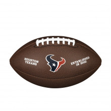 Мяч для американского футбола Wilson NFL Houston Texans WTF1748XBHU (размер 5)