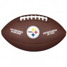 Мяч для американского футбола Wilson NFL Steelers WTF1748XBPT (размер 5)