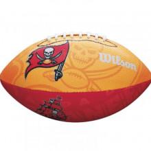 Мяч для американского футбола Wilson NFL Cleveland Browns WTF1534XBTB (детский мяч)