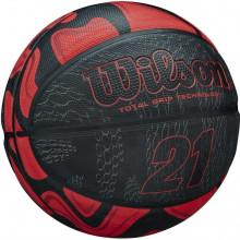 Баскетбольный мяч Wilson 21 Series WTB2103XB07 (размер 7)