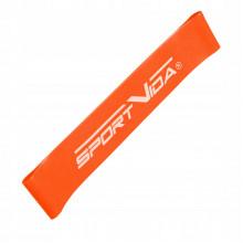 Резинка для фитнеса и спорта (лента-эспандер) SportVida Mini Power Band 1 мм 10-15 кг SV-HK0202