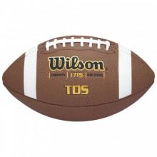 Мяч для американского футбола Wilson TDS COMPOSITE OFFICIAL (размер стандартный) WTF1715X