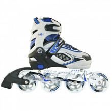 Роликовые коньки Nils Extreme NA9006A Size 31-34 Blue