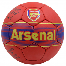 Мяч для футбола Clubball Arsenal (красный)
