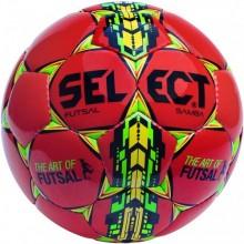 Мяч для футзала Select Futsal Samba red