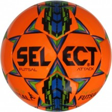 Мяч для футзала Select Futsal Attack orange