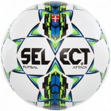 Мяч для футзала Select Futsal Attack white