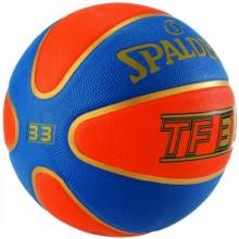 Баскетбольный мяч для стритбола 3х3 Spalding Outdoor