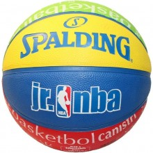 Баскетбольный мяч Spalding NBA Junior