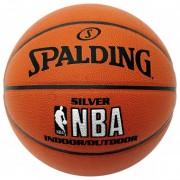 Баскетбольный мяч Spalding NBA Silver
