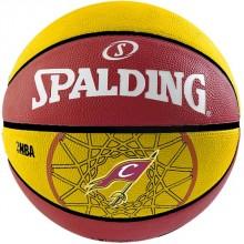 Баскетбольный мяч Spalding NBA TEAM CLEVELAND CAVALIERS
