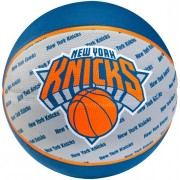 Баскетбольный мяч Spalding NBA TEAM NEW YORK KNICKS