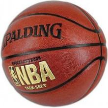 Баскетбольный мяч Spalding NBA Tack Soft Pro