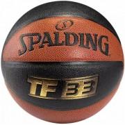 Баскетбольный мяч для стритбола 3х3 Spalding TF-33 IN/OUT