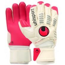 Вратарские перчатки Uhlsport Ergonomic Absolutgrip Bionik Plus (red palm)