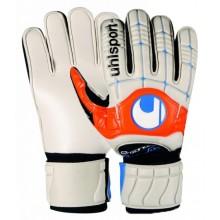 Вратарские перчатки Uhlsport Ergonomic Aquasoft Bionik