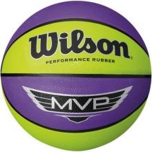 Баскетбольный мяч Wilson MVP BSKT PR/LI SZ7 SS16