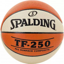 Баскетбольный мяч Spalding TF-250 Synthetic Leather 30 01504 01 1416 (размер 6)