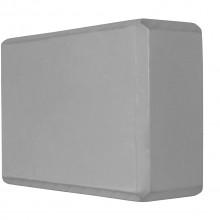 Блок для йоги SportVida SV-HK0155 Grey