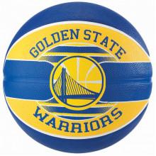 Мяч баскетбольный Spalding NBA Team GS Warriors Size 7