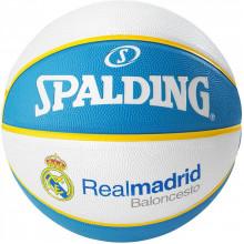 Мяч баскетбольный Spalding EL Team Real Madrid Size 7