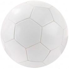 Футбольный мяч White Label (под нанесение логотипа - белый, без надписей)