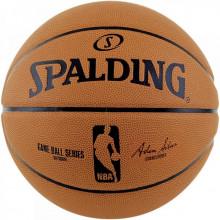 Баскетбольный мяч Spalding Replica NBA размер 7 (арт. 3001511010317)