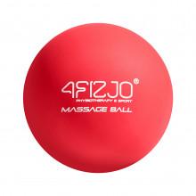 Массажный мяч 4FIZJO Lacrosse Ball 6.25 см 4FJ1202 Red