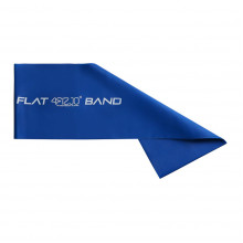 Лента-эспандер для спорта и реабилитации 4FIZJO Flat Band 200 х 15 cм 9-11 кг 4FJ0006