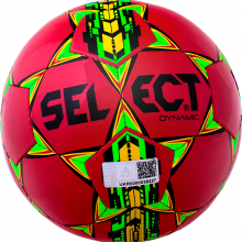 Мяч для футбола Select Dynamic (размер 4)