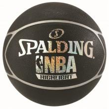 Баскетбольный мяч Spalding NBA Highlight (размер 7)