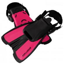 Ласты SportVida SV-DN0008JR-M Size 34-38 Black/Pink