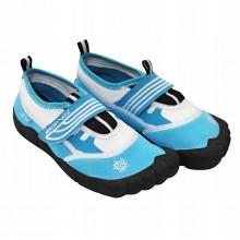 Обувь для пляжа и кораллов (аквашузы) SportVida SV-DN0009-R34 Size 34 Blue/White