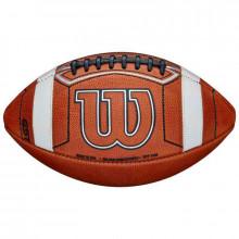 Мяч для американского футбола Wilson GST PRIME FB OFFICIAL COLLEGE (арт. WTF1103IB)