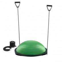 Балансировочная платформа 4FIZJO Bosu Ball 60 см 4FJ0037 Green