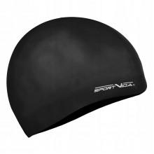 Шапочка для плавания детская SportVida SV-DN0019JR Black