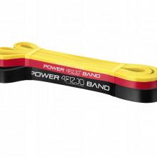 Эспандер-петля (резинка для фитнеса и спорта) 4FIZJO Power Band 3 шт 2-17 кг 4FJ0062