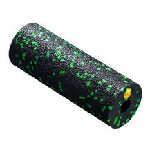 Массажный ролик (валик, роллер) 4FIZJO Mini Foam Roller 15 x 5.3 см 4FJ0080 Black/Green
