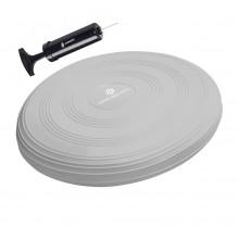 Балансировочная подушка (сенсомоторная) массажная Springos PRO FA0087 Grey
