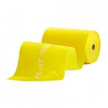 Лента-эспандер для спорта и реабилитации 4FIZJO Flat Band 30 м 1-2 кг 4FJ0101