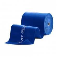 Лента-эспандер для спорта и реабилитации 4FIZJO Flat Band 30 м 9-11 кг 4FJ0104