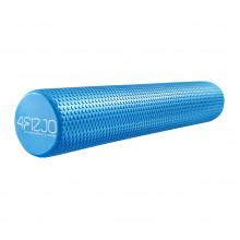Массажный ролик (валик, роллер) 4FIZJO EVA 90 x 15 см 4FJ0116 Blue