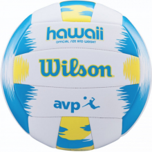 Волейбольный мяч Wilson AVP Hawaii Blue WTH482657XB (для пляжного волейбола)