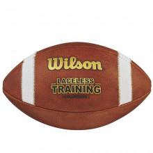 Мяч для американского футбола Wilson Laceless Training WTF1240ID